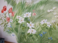 Wandmalerei kinderzimmer berlin